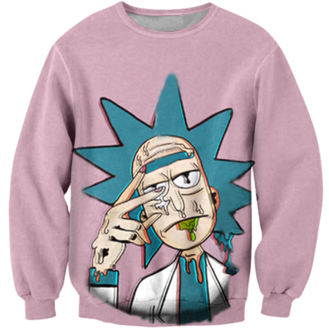 Rick and Morty Clothing