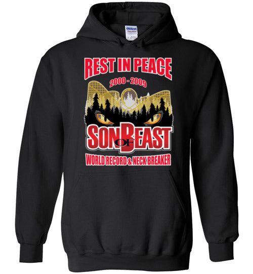 Son Of Beast Rest In Peace: Hoodie