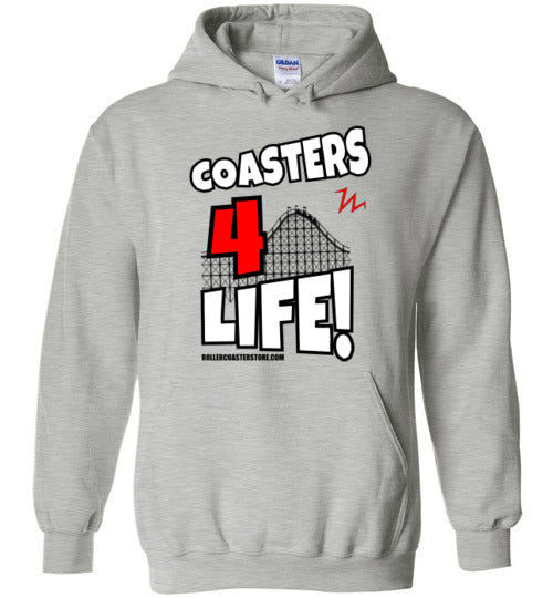 Coasters 4 Life: Hoodies