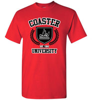 Coaster University Established 1884 - Mens/Youth