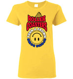 Turn A Frown Upside Down - Ladies T Shirt