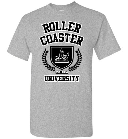 Roller Coaster University 1884 - Men's/Youth