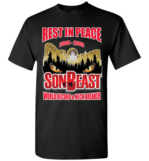 Son Of Beast Rest In Peace T Shirt
