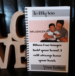 Proud Father - Son Journal