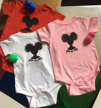 Afro Puff Gurl Shortsleeve Onesie - SOLD OUT
