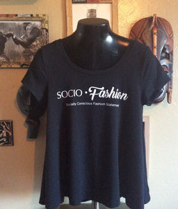 Socio-Fashion Flairtop