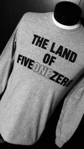 The Land of Five One Zero Long Sleeve Unisex Tee