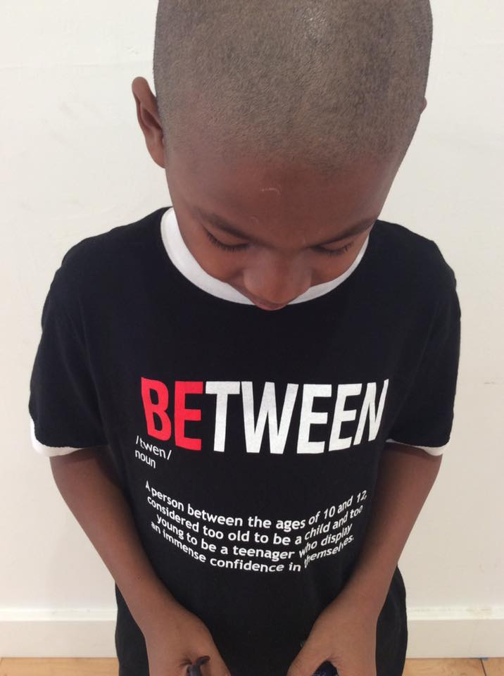 Between - Short Sleeve Tee