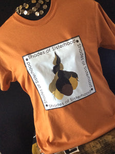 Shades of Sisterhood Short Sleeve Tee