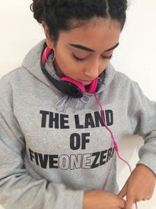 The Land of Five One Zero Unisex Hoodie