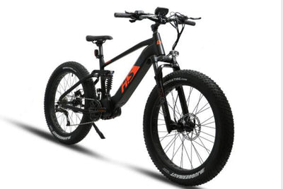 Eunorau FAT-HS electric bike review: The Cadillac of fat tire e-mtb