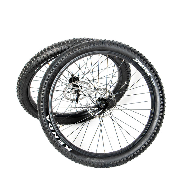 27.5*3'' Wheel Sets Conversion Kit For FAT-HD&FAT-HS