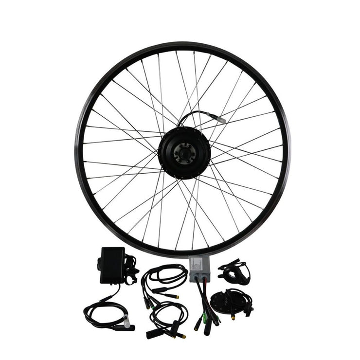 EUNORAU 36V250W ENA Commuter Front/Rear Wheel Electric Bike Kit