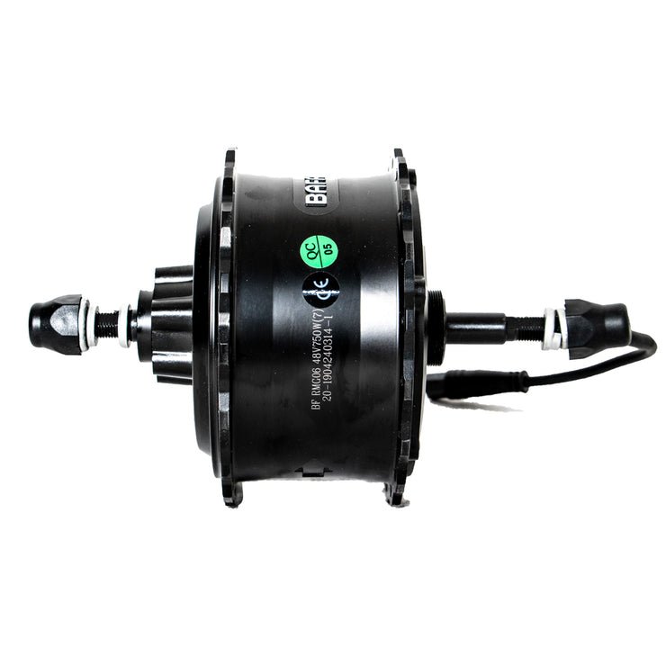 BAFANG fat bike 48V750W Rear Hub Screw Freewheel Motor