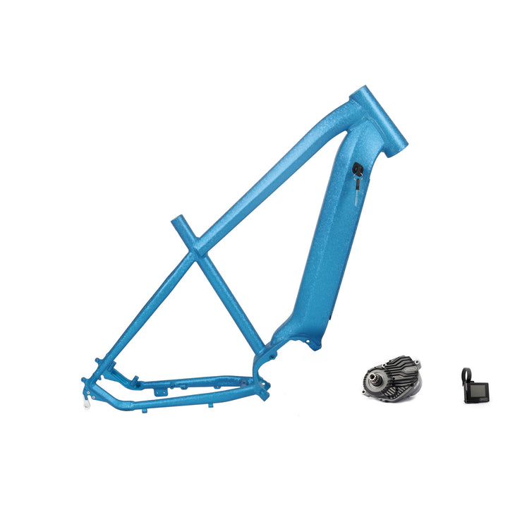 BAFANG M600 Mid Drive Frame Motor Kit With Battery