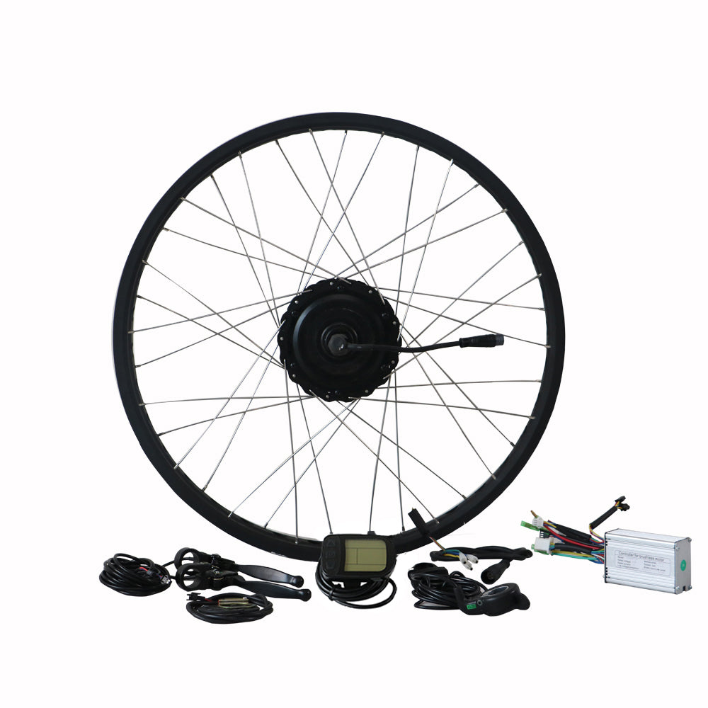 BAFANG 48V750W Fat Tire Bike Conversion Kit