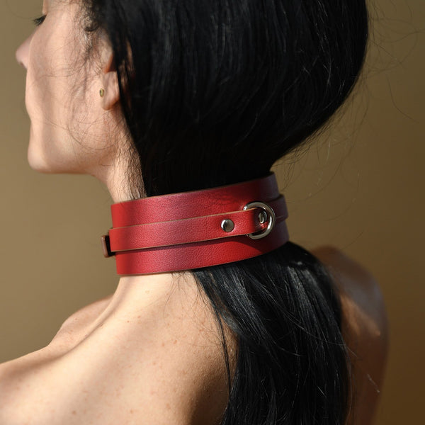 YES SIR Rouge Restraints Set - ONNA