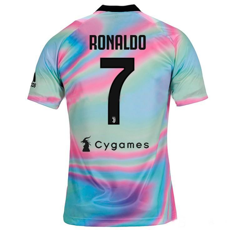 reputable site 0983f f3516 Juventus RONALDO 7 EA Sports Limited Edition Jersey [Sale ...