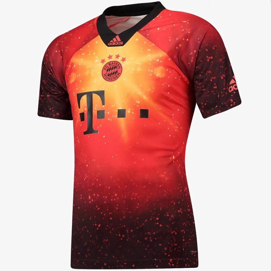 Bayern Munich EA Sports Limited Edition Jersey [Sale Item]