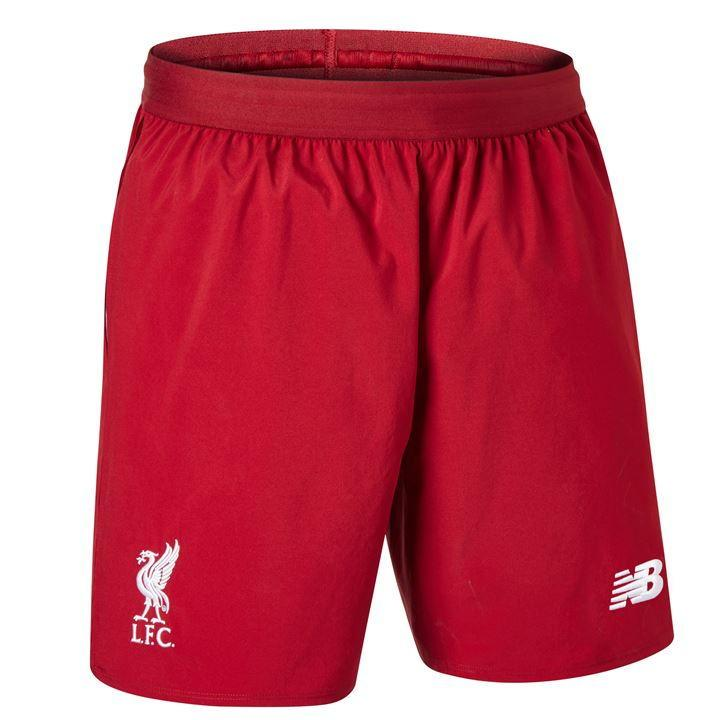 Liverpool Football Shorts Home 18 19 Season Shorts sportifynow