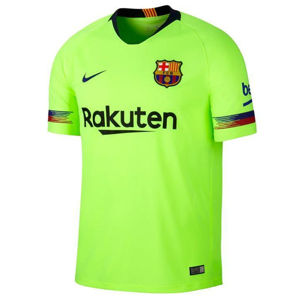 Barcelona MESSI 10 Football Jersey Away 18 19 Season [Sale Item]