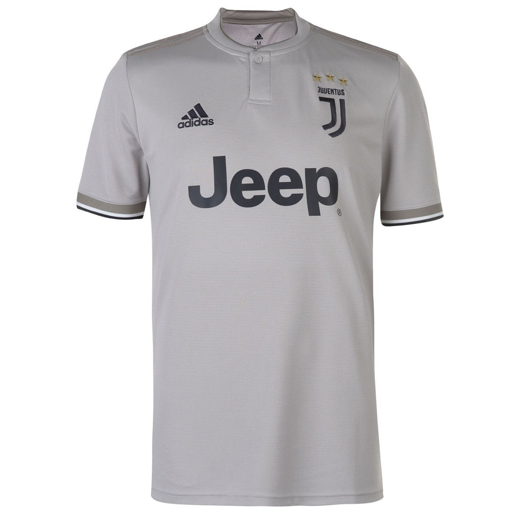 size 40 b9ea2 acee4 Juventus RONALDO 7 Football Jersey Away 18 19 Season ...