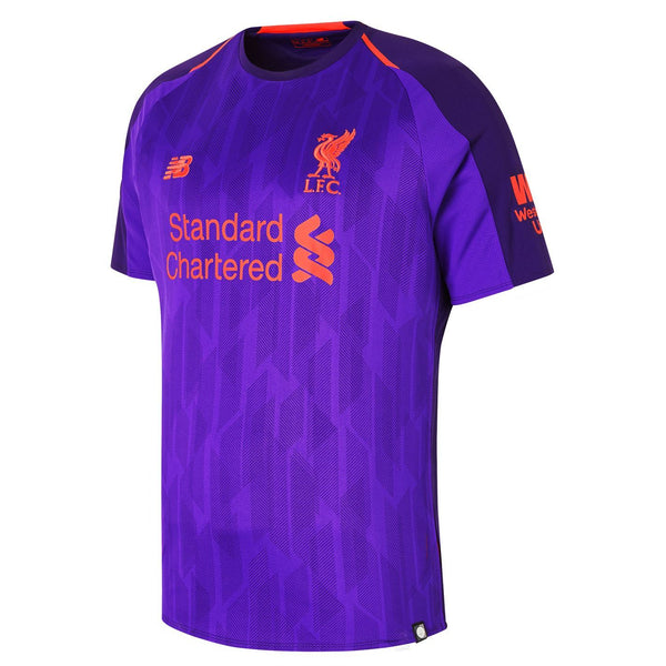 Liverpool Football Jersey Away 18 19 Season [Sale Item]
