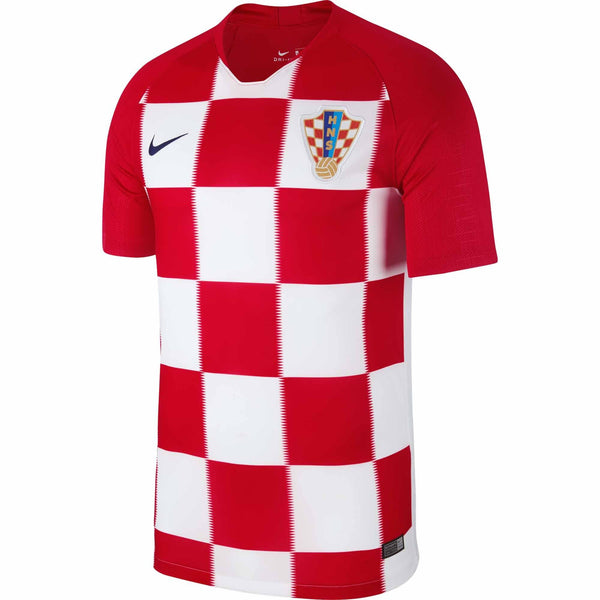 Croatia National Team Jersey Home-FIFA WC 2018