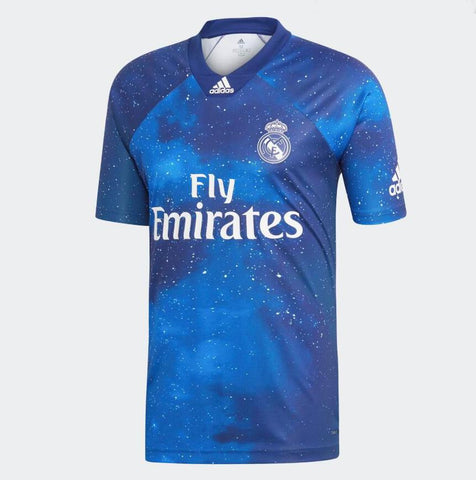 Real Madrid EA Sports Limited Edition Jersey [Sale Item]
