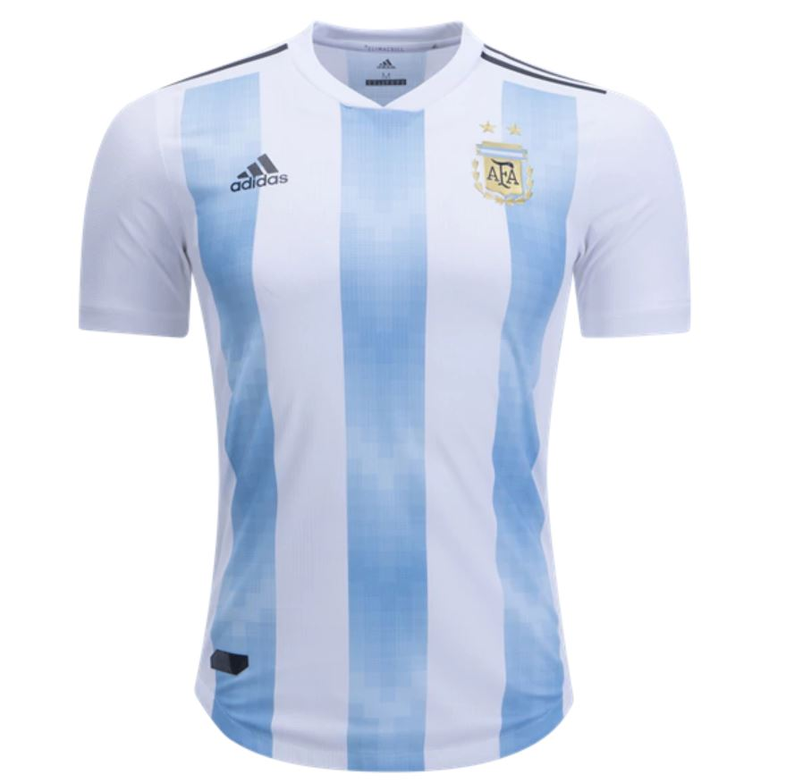 Argentina National Team Jersey Home-FIFA WC 2018 [Sale Item] Jersey_NS sportifynow
