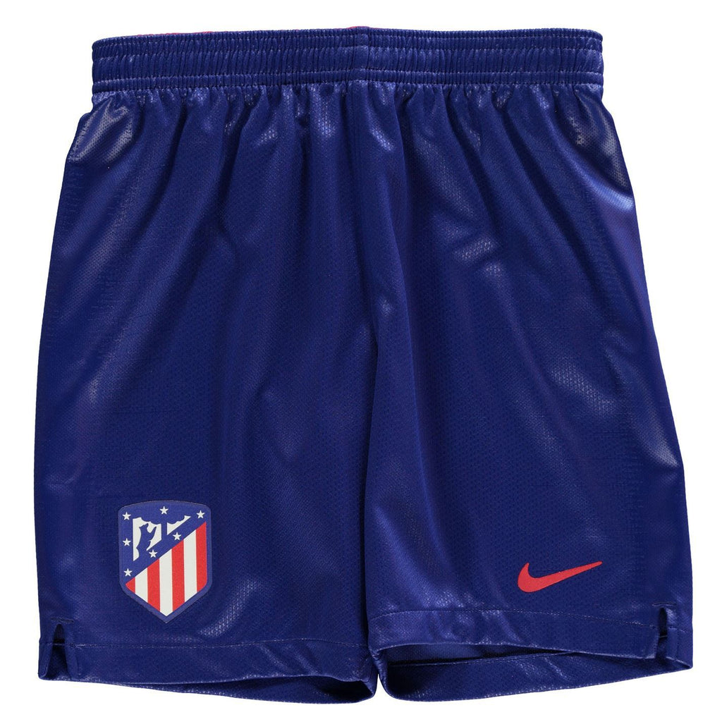 Atletico Madrid Football Shorts Home 18 19 Season Shorts sportifynow