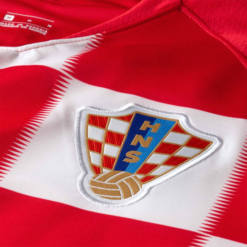 cf85d077590 Croatia National Team Jersey Home-FIFA WC 2018 – sportifynow
