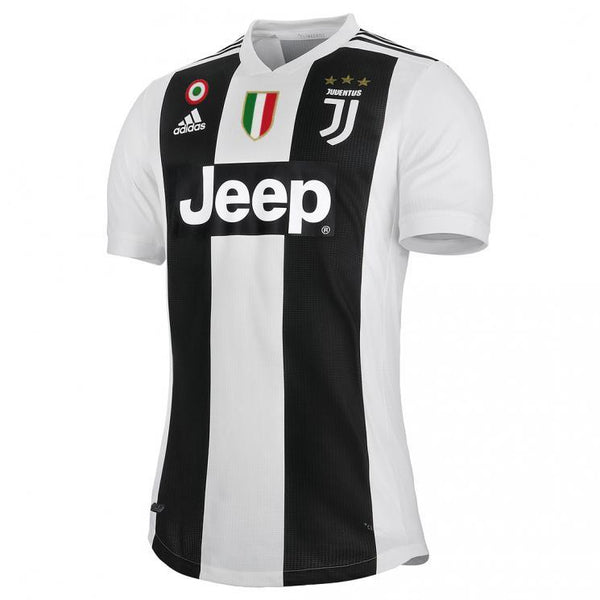 Juventus Football Jersey Home 18 19 Season [Sale Item]