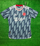 Ajax PLAYER VERSION Football Jersey Away 20 21 Season [Sale Item]