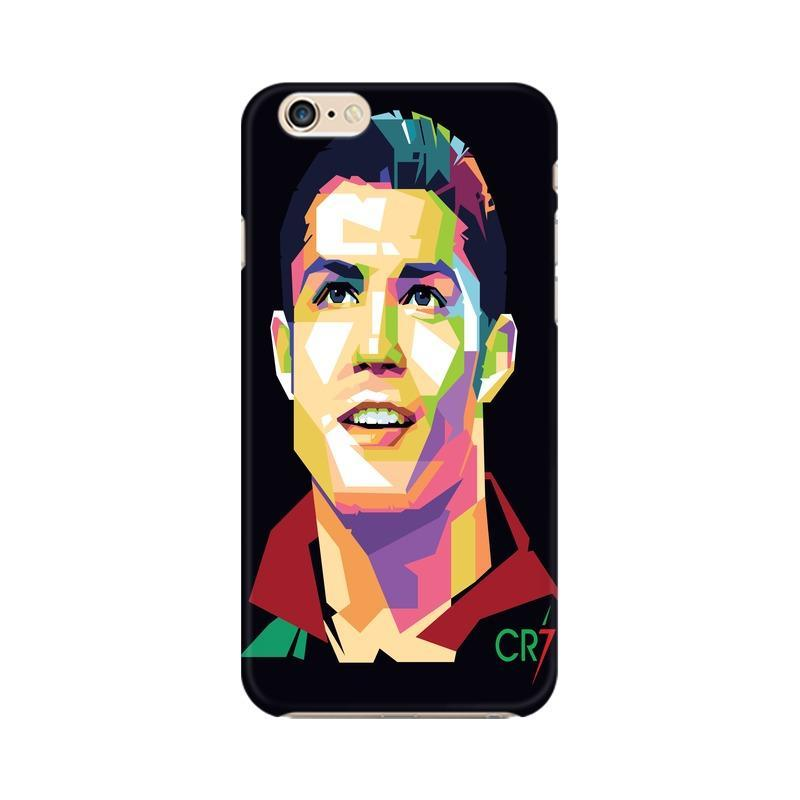 Cristiano Ronaldo CR7 Phone Case[Available For 90+ Phone Models] Phone Case printrove Apple iPhone 6