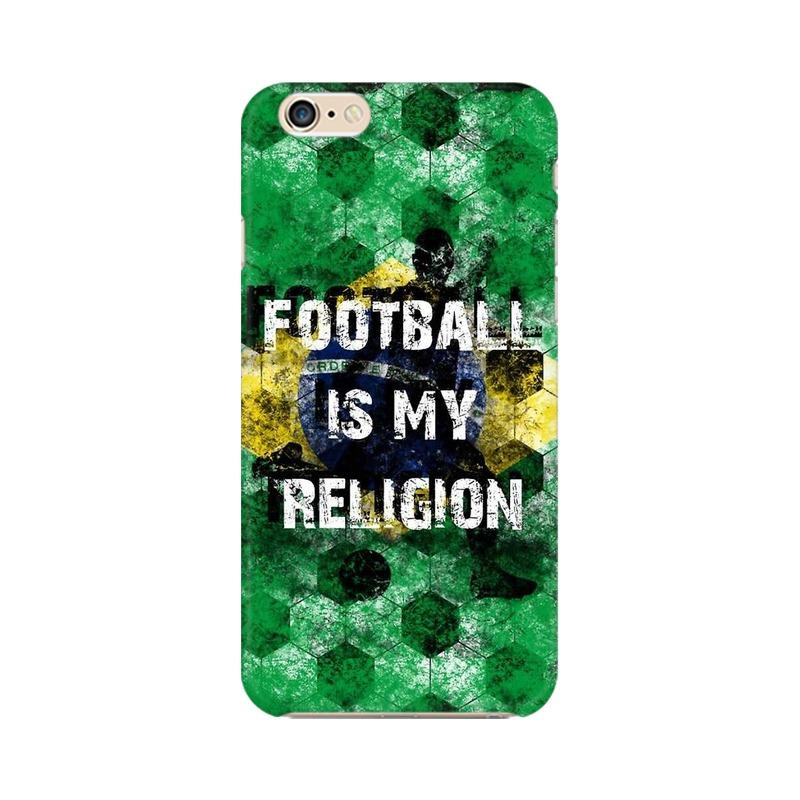 Brazil Phone Case[Available For 90+ Phone Models] Phone Case printrove Apple iPhone 6
