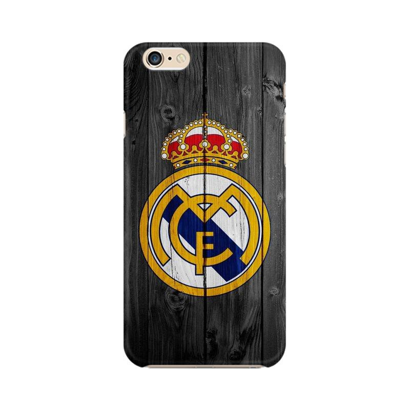 Real Madrid Phone Case[Available For 90+ Phone Models] Phone Case printrove Apple iPhone 6