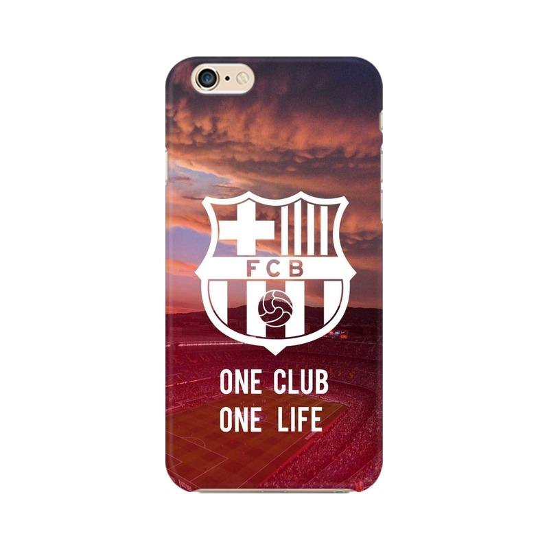 Barcelona One Club One Life Phone Case[Available For 90+ Phone Models] Phone Case printrove Apple iPhone 6