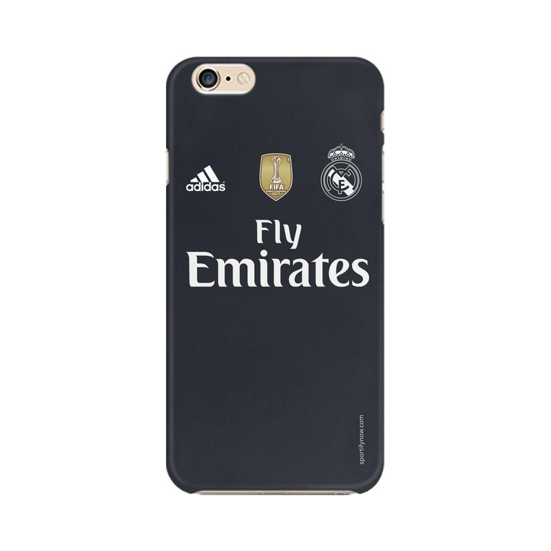 Real Madrid Jersey Away 18 19 Phone Case[Available For 90+ Phone Models] Phone Case printrove