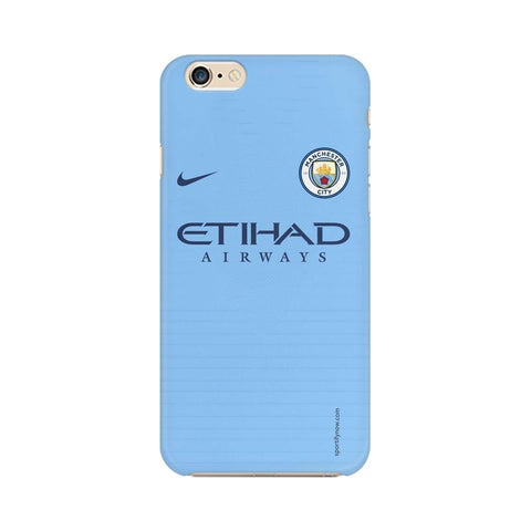 Manchester City Jersey Home 18 19 Phone Case[Available For 90+ Phone Models]