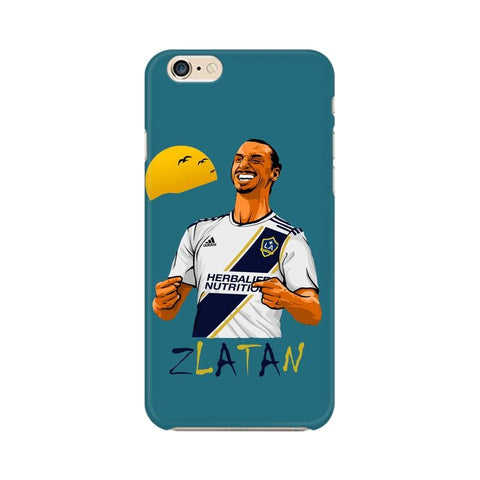 Zlatan Ibrahimovic Phone Case[Available For 90+ Phone Models]
