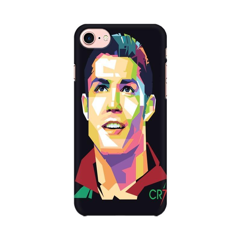 Cristiano Ronaldo CR7 Phone Case[Available For 90+ Phone Models] Phone Case printrove Apple iPhone 7