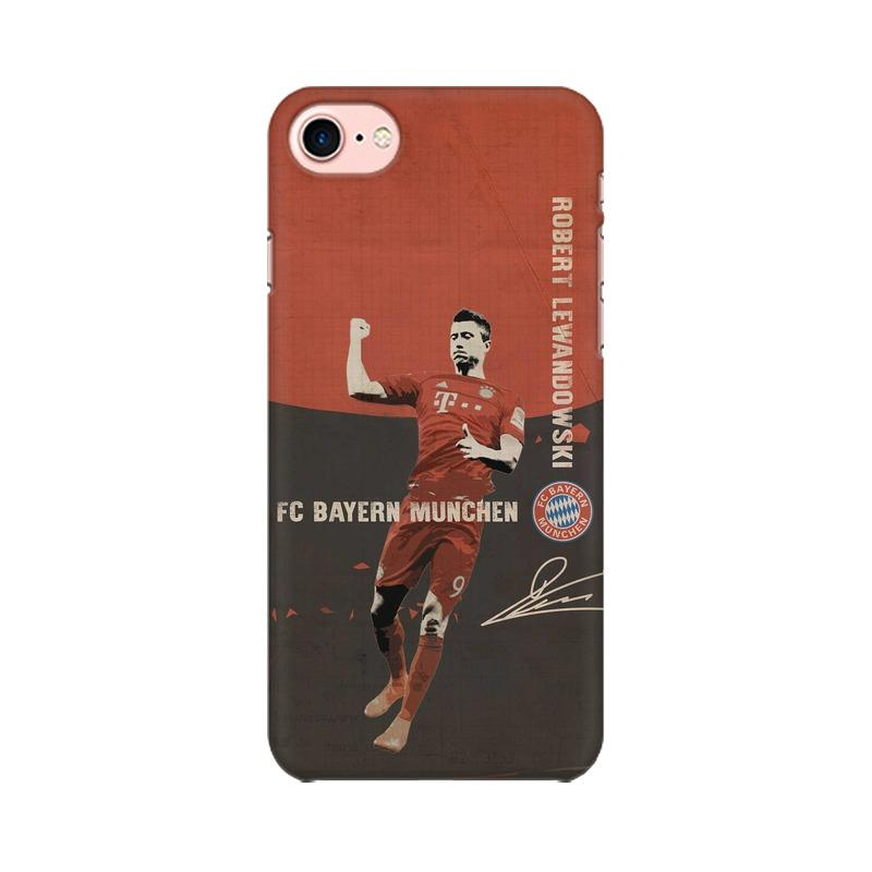 Lewandowski Bayern Phone Case[Available For 90+ Phone Models] Phone Case printrove Apple iPhone 7