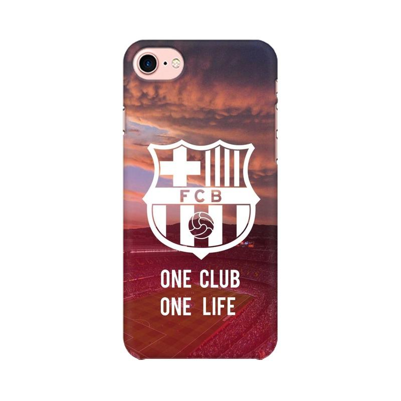 Barcelona One Club One Life Phone Case[Available For 90+ Phone Models] Phone Case printrove Apple iPhone 7