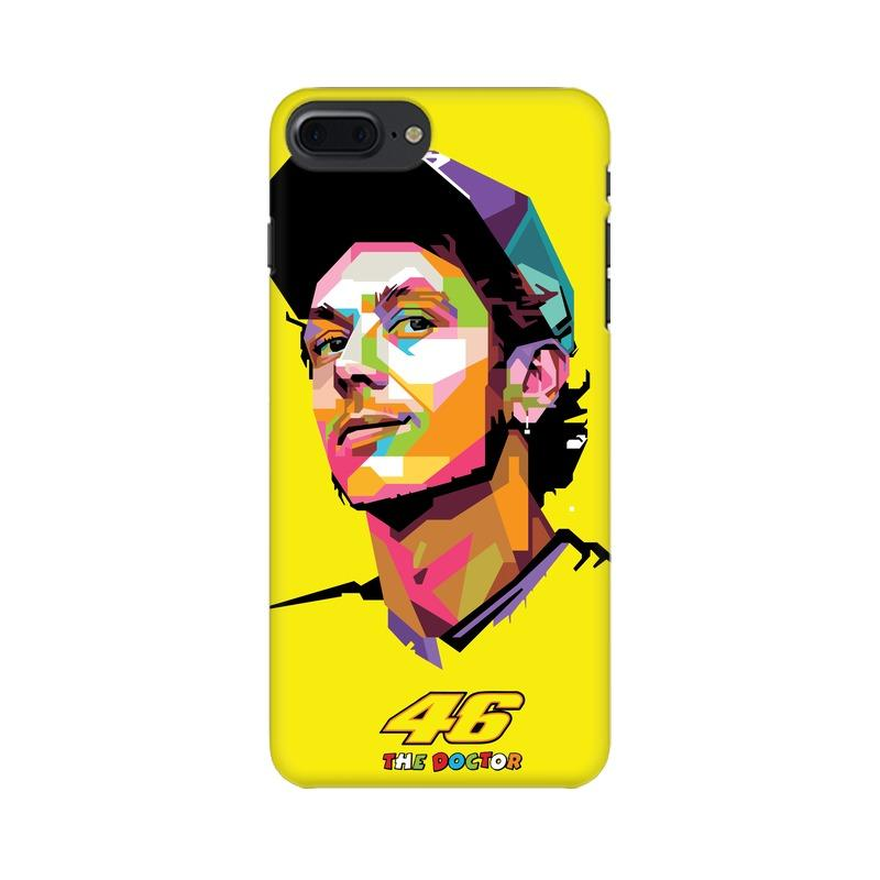 Valentino Rossi VR46 Phone Case[Available For 90+ Phone Models] Phone Case printrove Apple iPhone 7 Plus