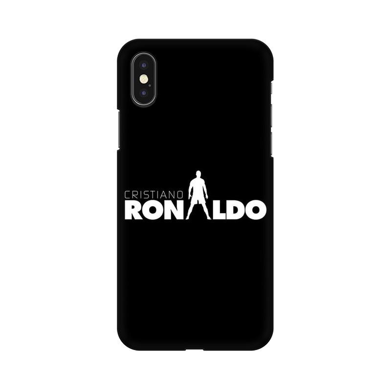 Cristiano Ronaldo Phone Case[Available For 90+ Phone Models] Phone Case printrove Apple iPhone X