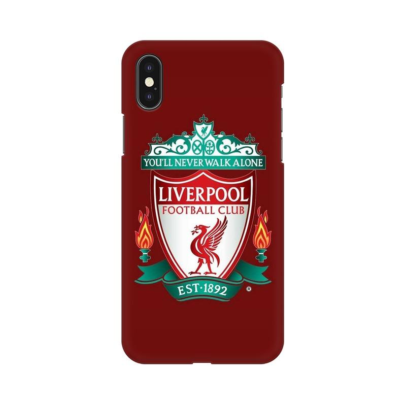 Liverpool Phone Case[Available For 90+ Phone Models] Phone Case printrove Apple iPhone X