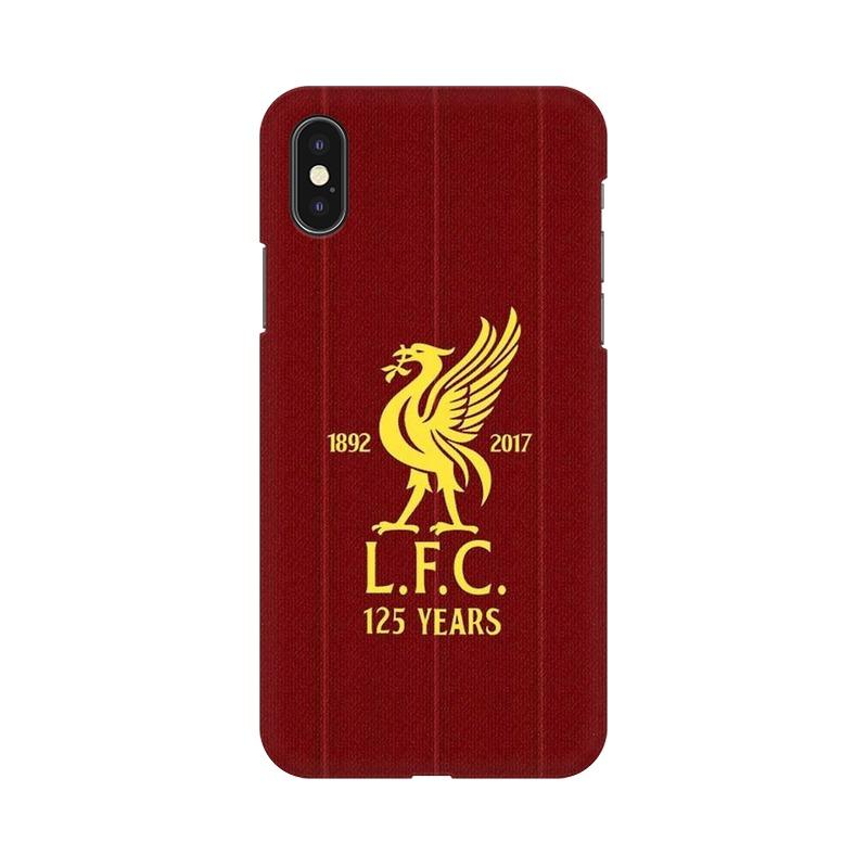Liverpool FC Phone Case[Available For 90+ Phone Models] Phone Case printrove Apple iPhone X