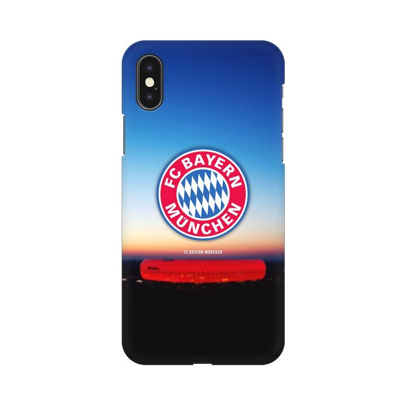 Bayern Phone Case[Available For 90+ Phone Models] Phone Case printrove Apple iPhone X