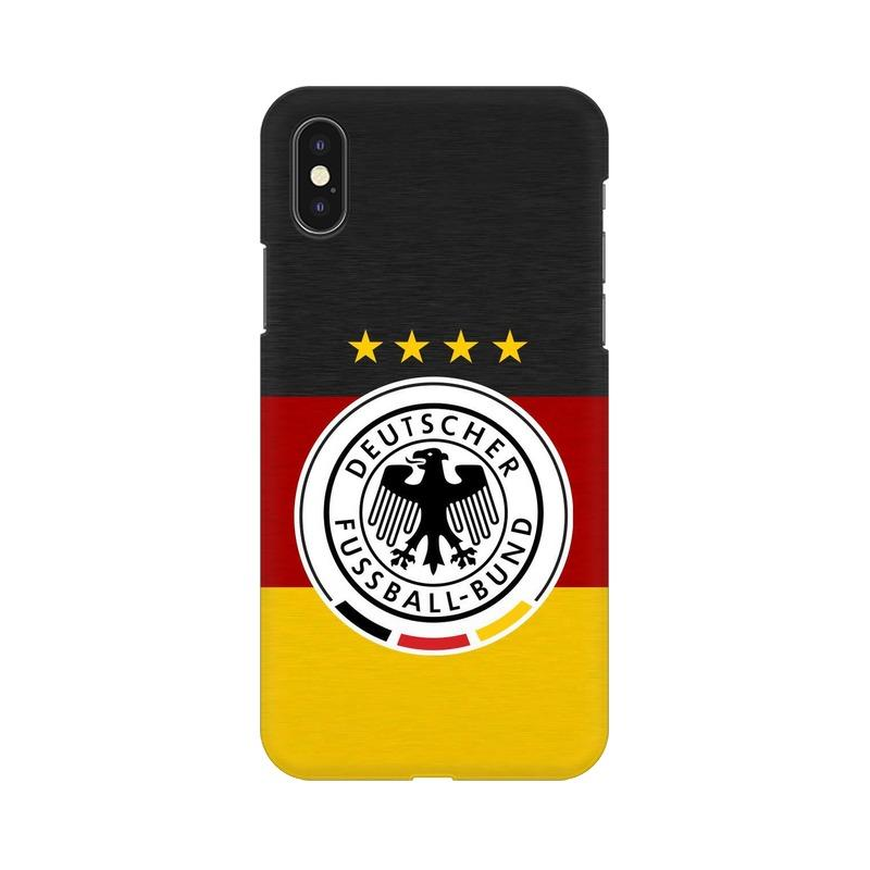 Germany Phone Case[Available For 90+ Phone Models] Phone Case printrove Apple iPhone X